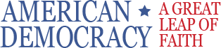American Democracy logo